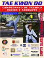 CAMPEONATO DE TÉCNICA JUNIOR Y ABSOLUTO
